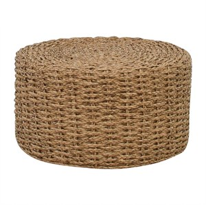 buy  Natural Ottoman Coffee Table online