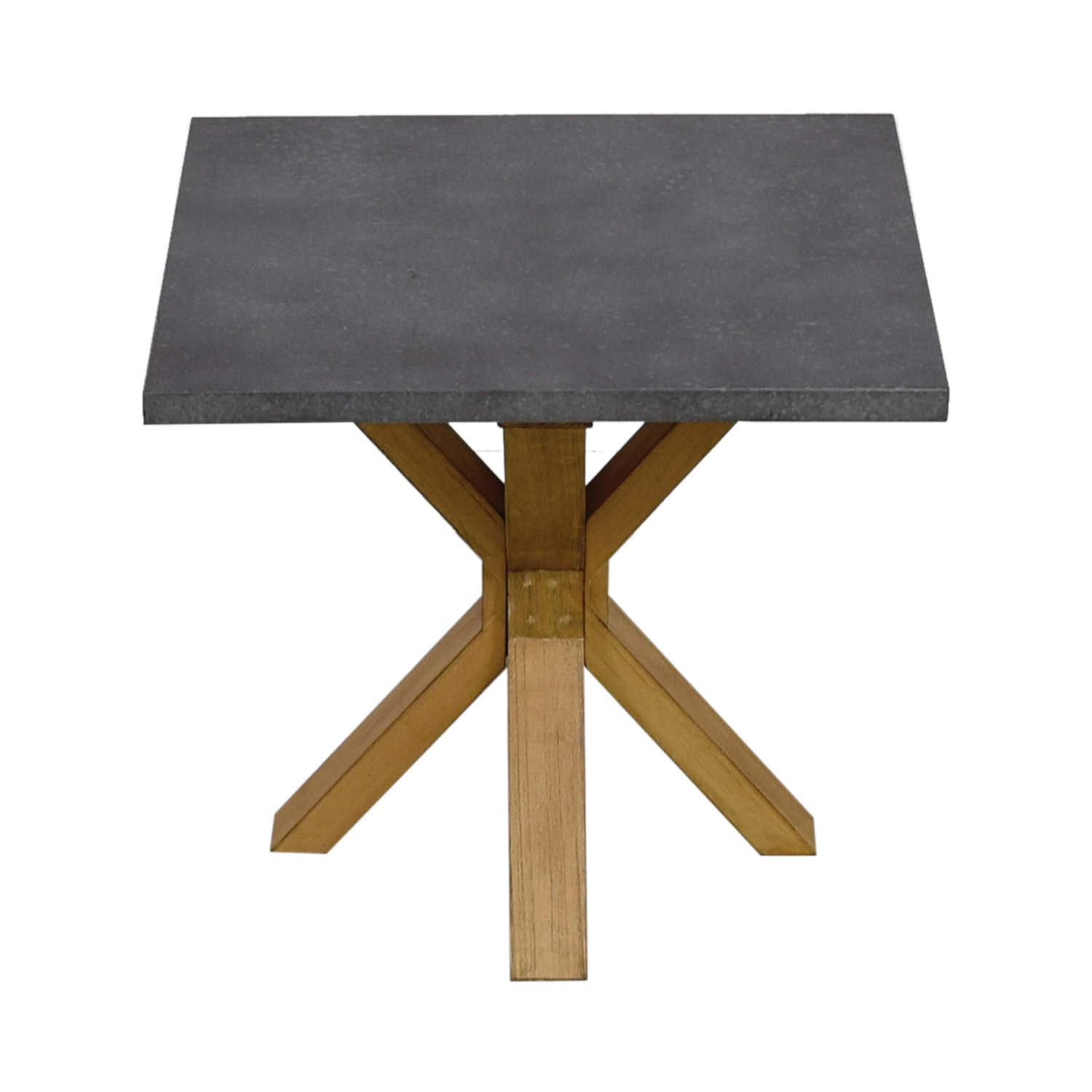 Aberdeen Beech and Grey End Table on sale