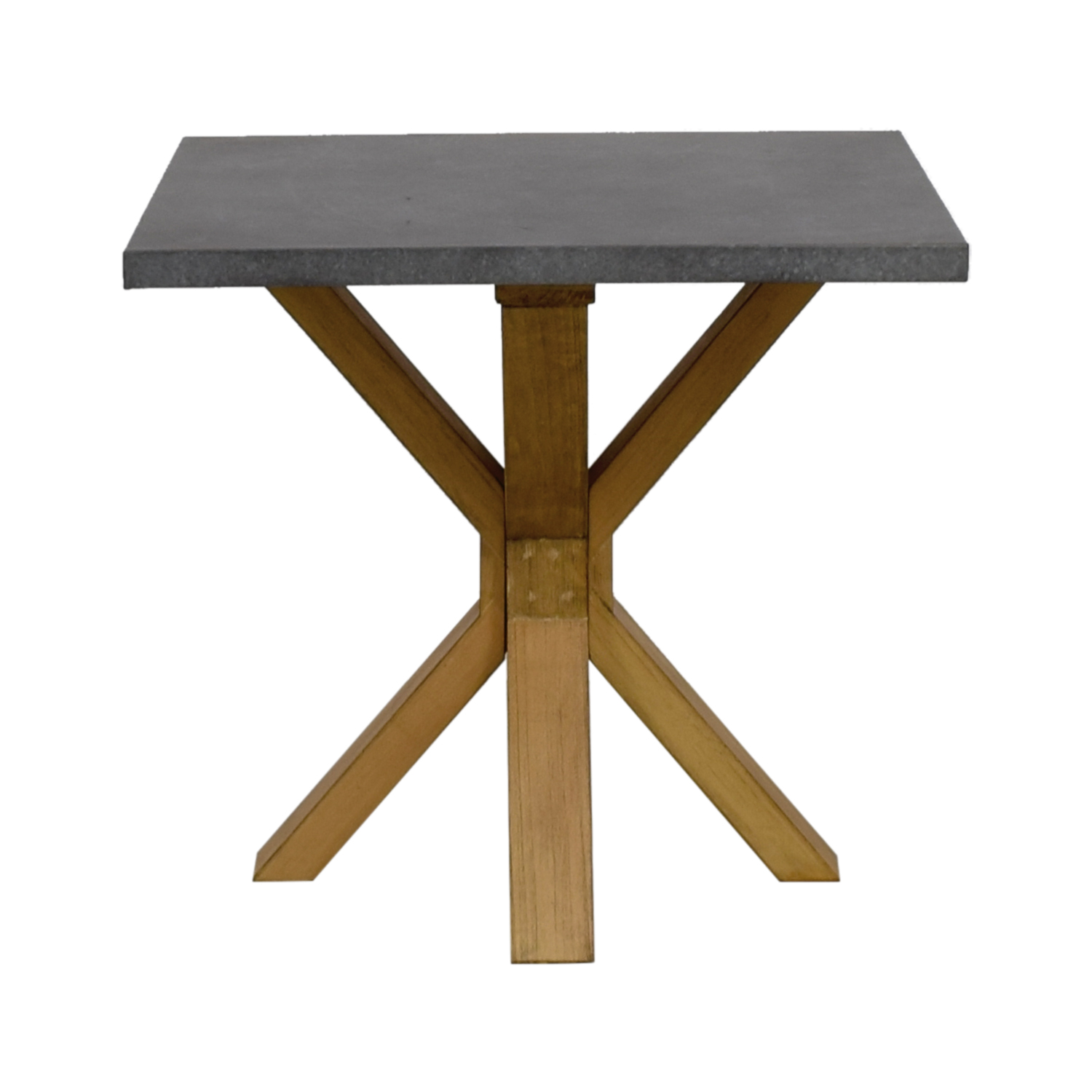 Aberdeen Beech and Grey End Table nyc