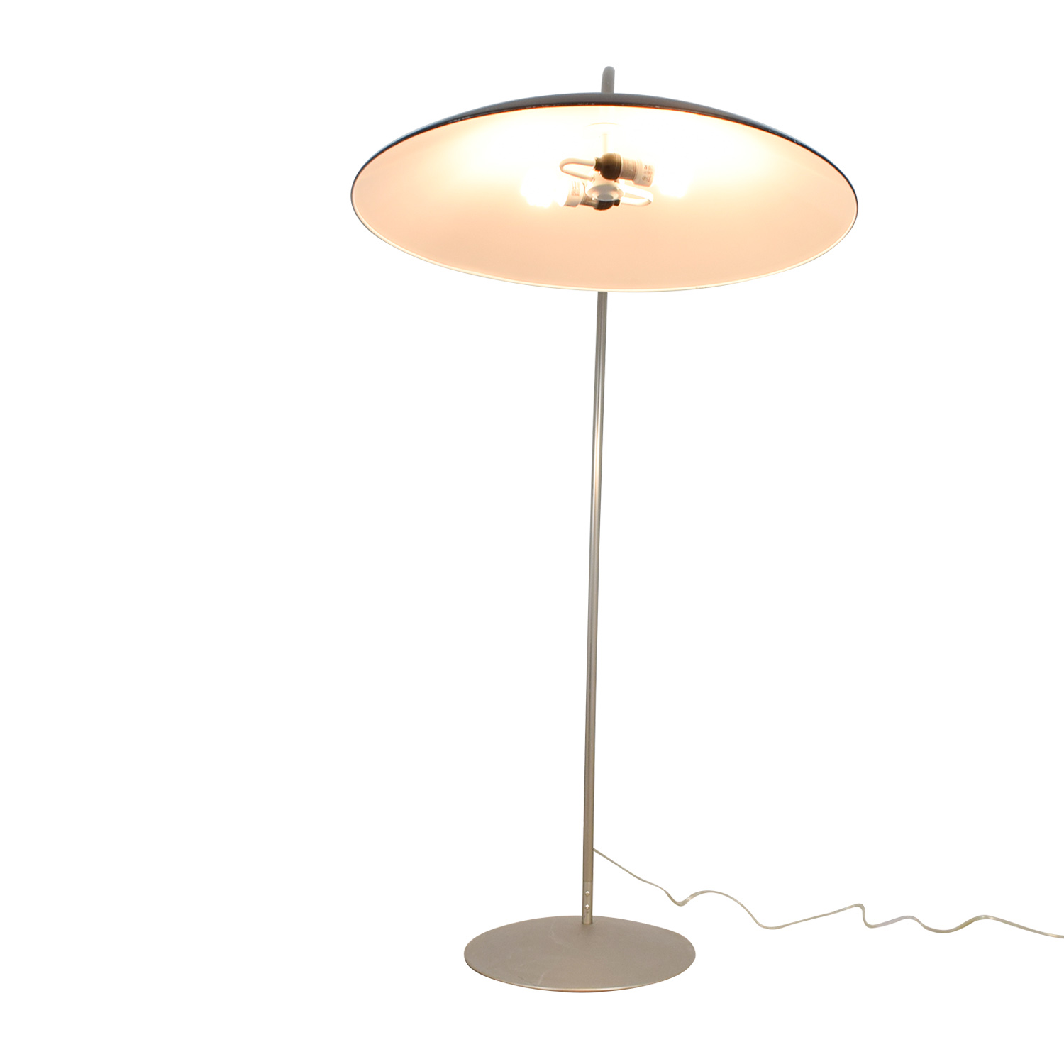 CB2 Atomic Floor Lamp sale