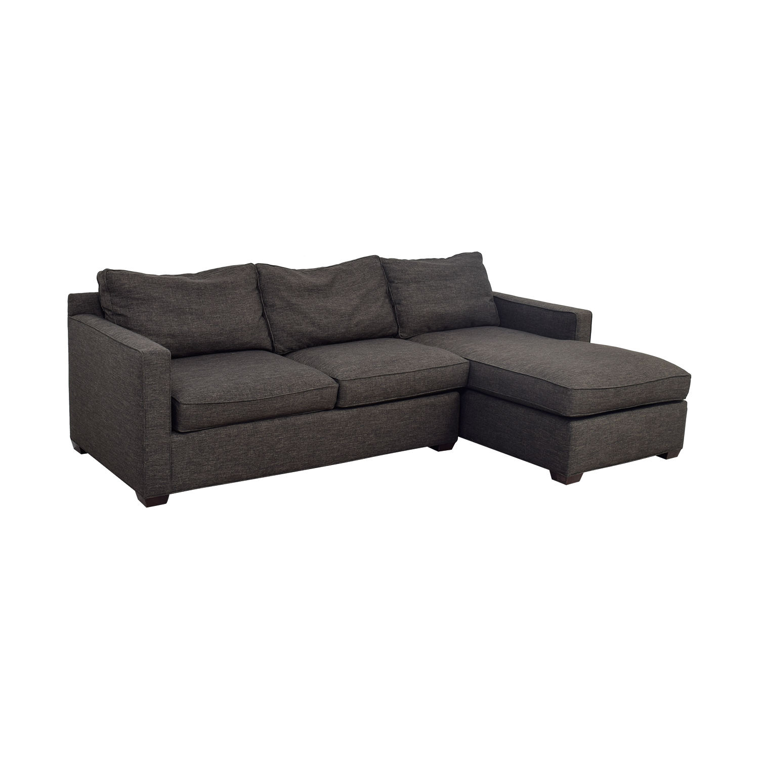 Crate & Barrel Crate & Barrel Davis Sectional discount