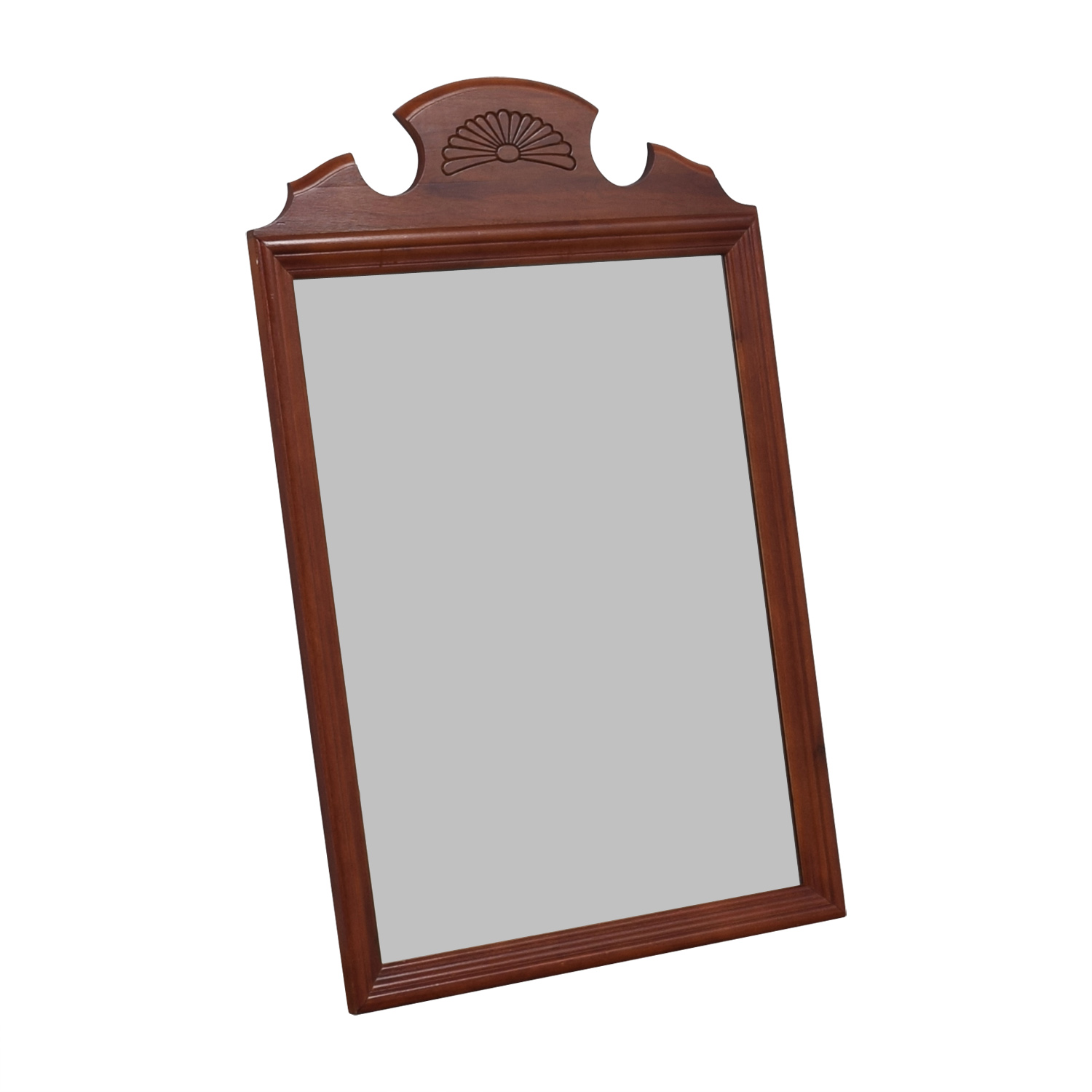Carved Wood Framed Mirror dimensions