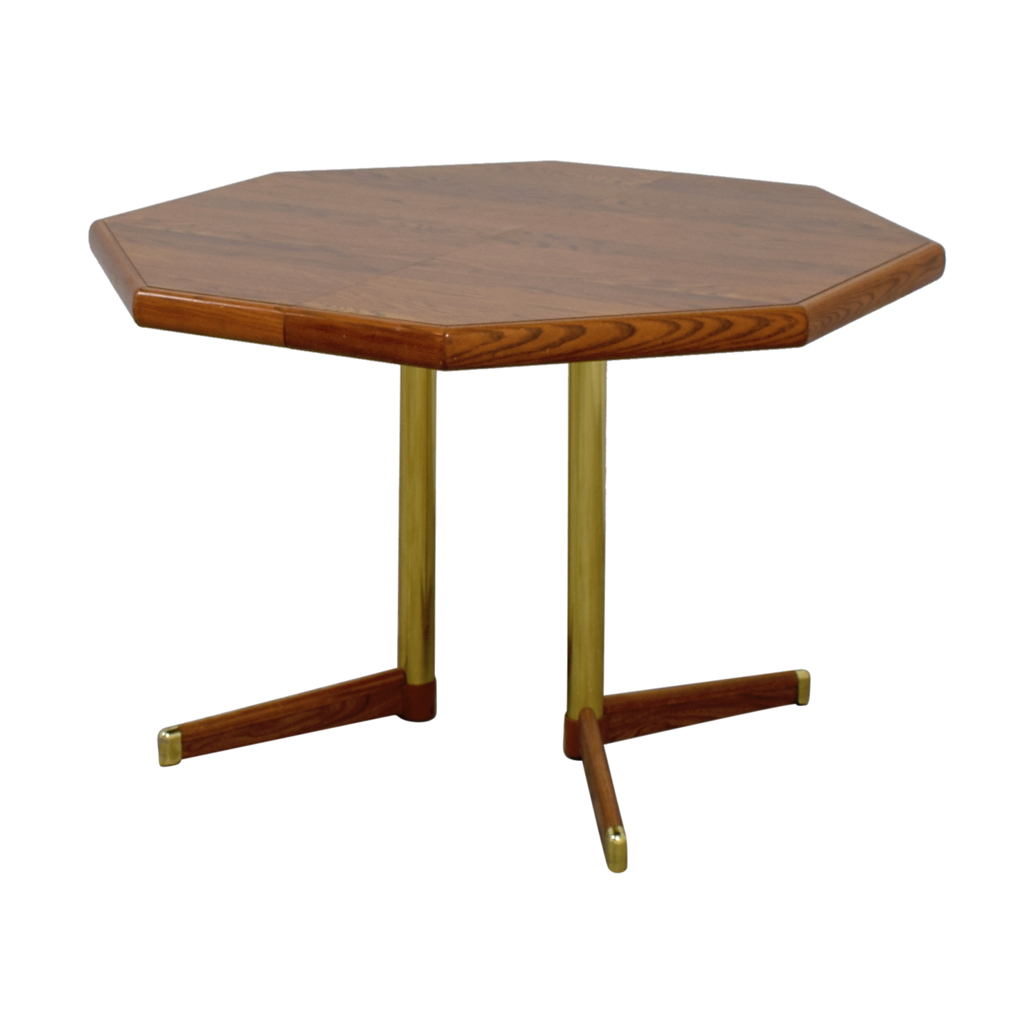 80 Off Octagon Kitchen Table With Leaf Tables