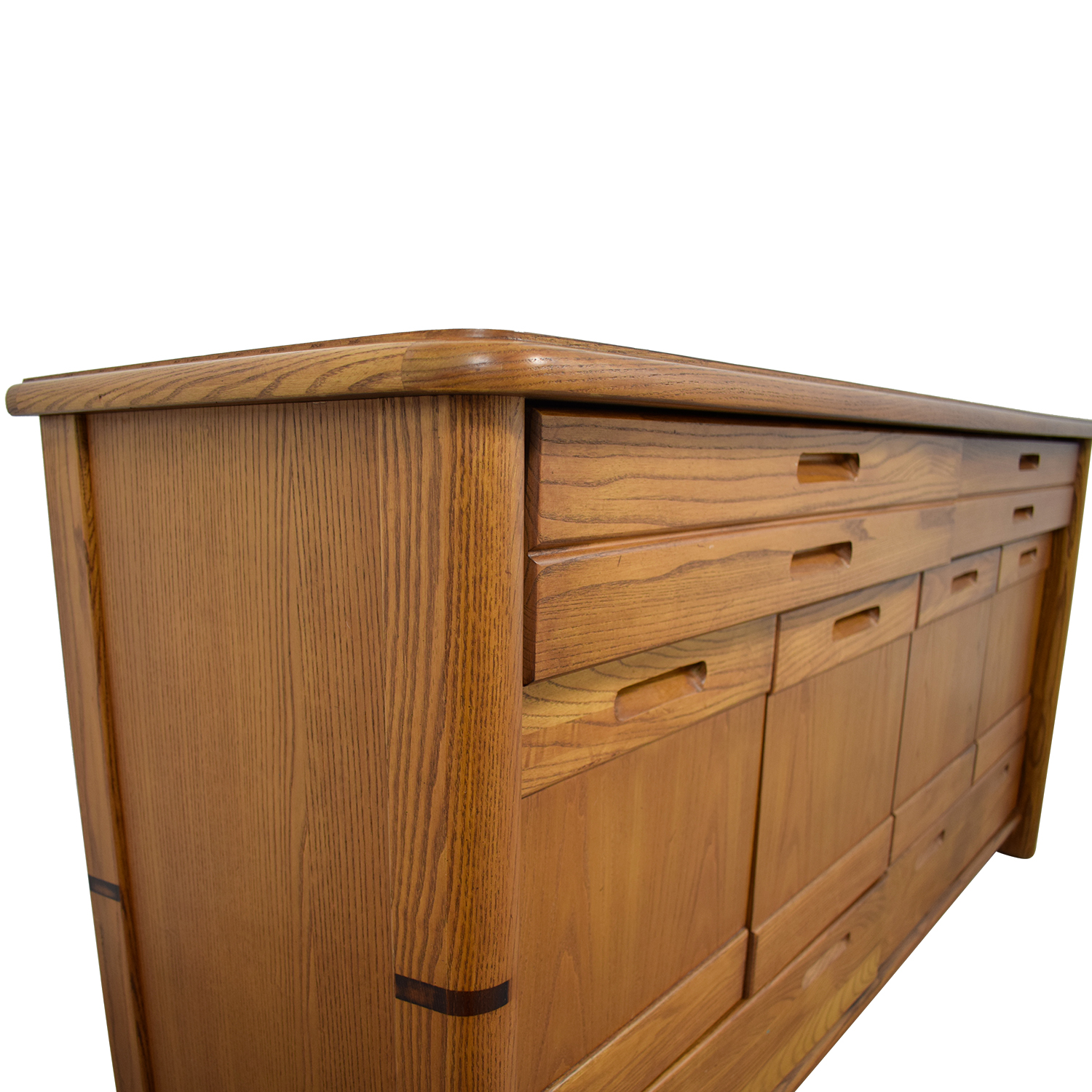 shop Thomasville Wood Buffet Cabinet Thomasville