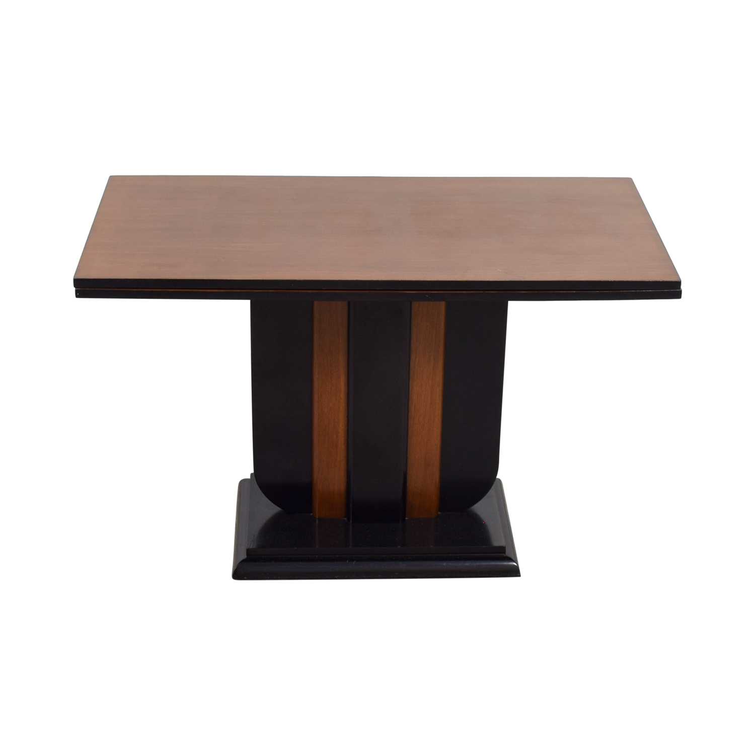 Art Deco Expanable Dining Room Table on sale