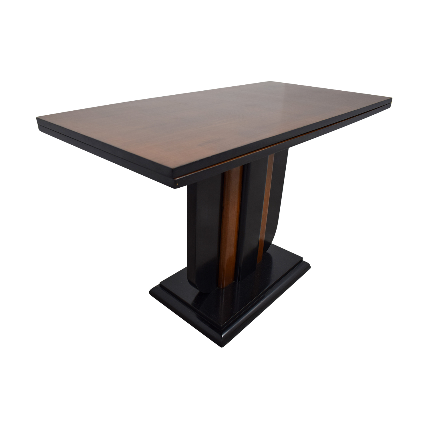 Art Deco Expanable Dining Room Table sale