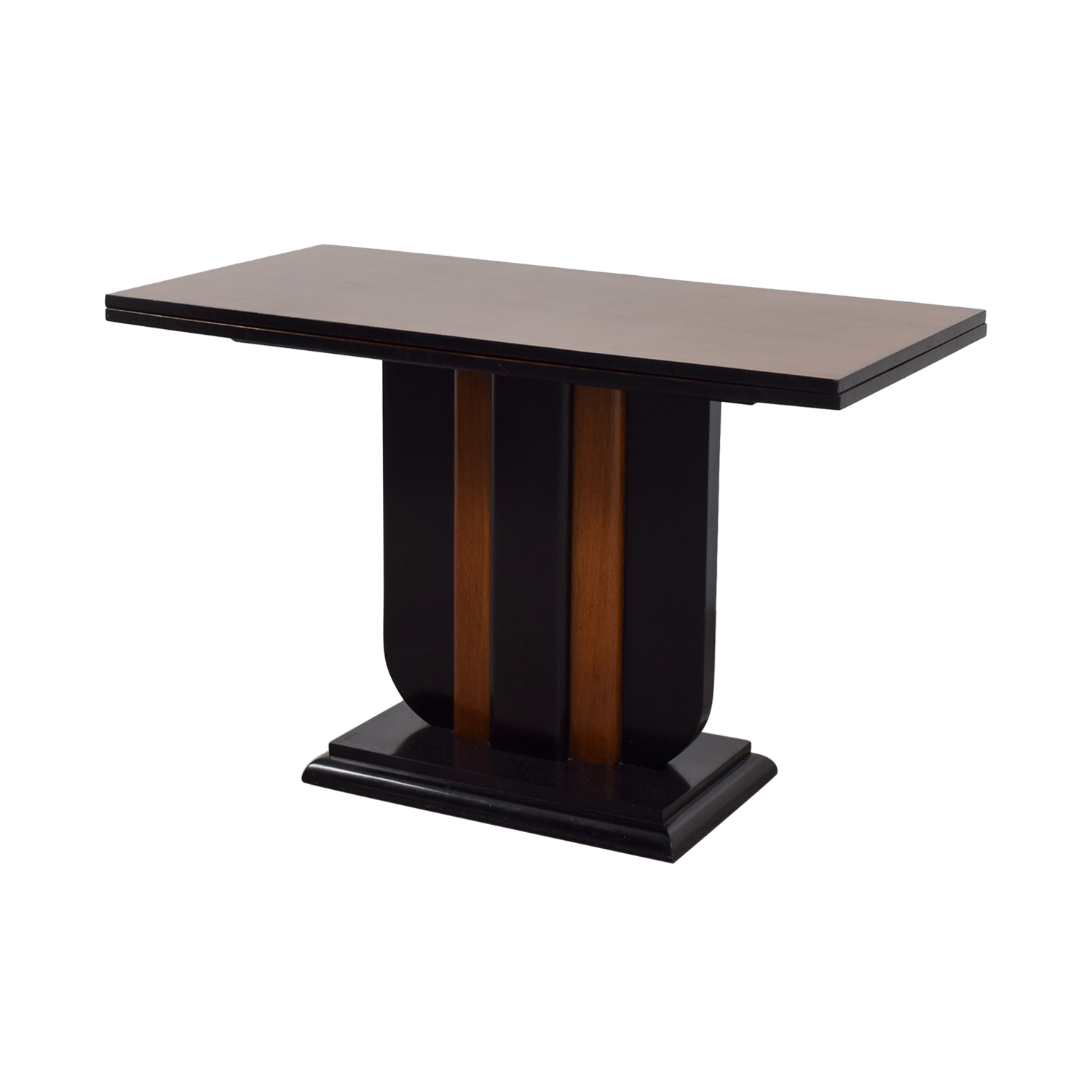 Art Deco Expanable Dining Room Table price