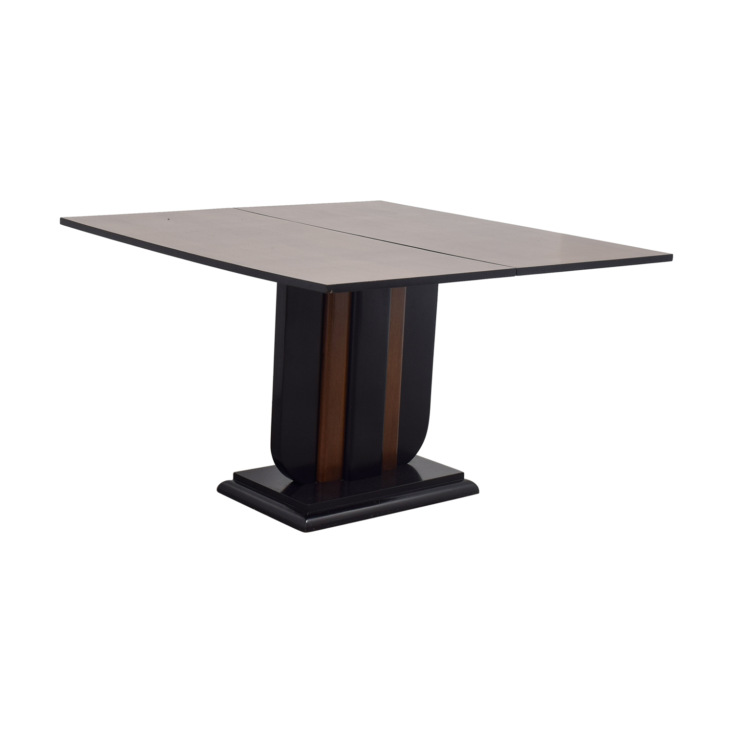 Art Deco Expanable Dining Room Table for sale
