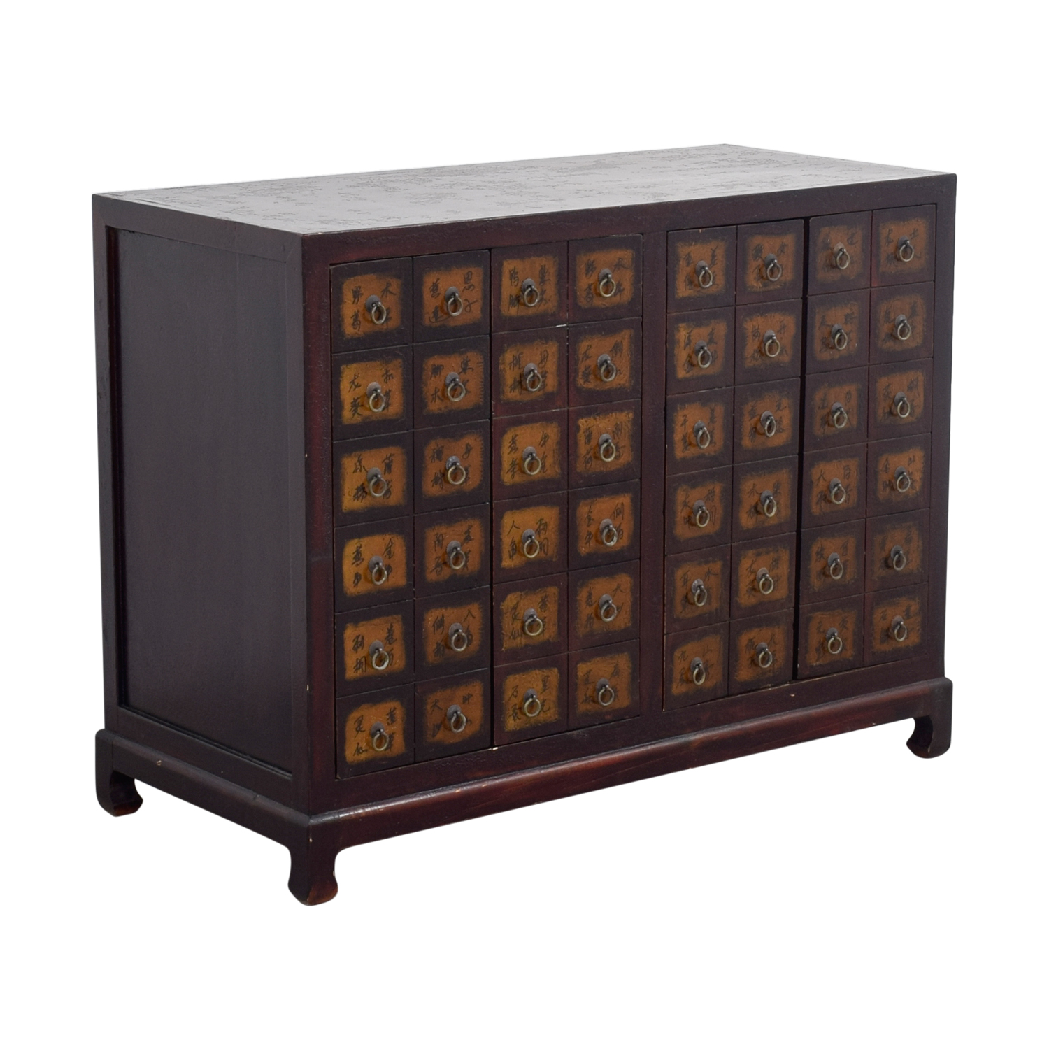 79% OFF - Asian Barn Asian Barn Antique Chinese Cabinet / Storage