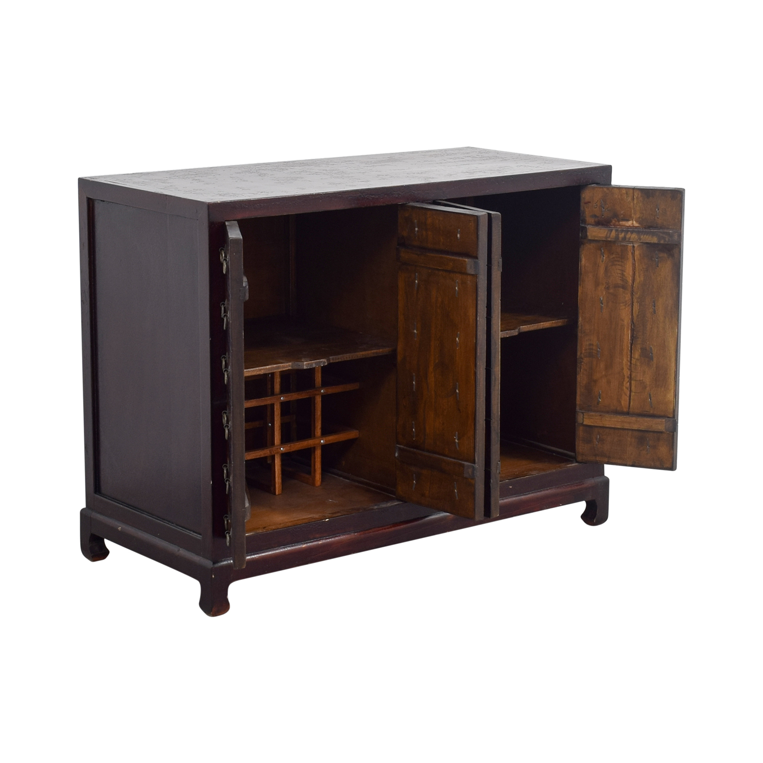 ... Asian Barn Antique Chinese Cabinet sale ... - 79% OFF - Asian Barn Asian Barn Antique Chinese Cabinet / Storage