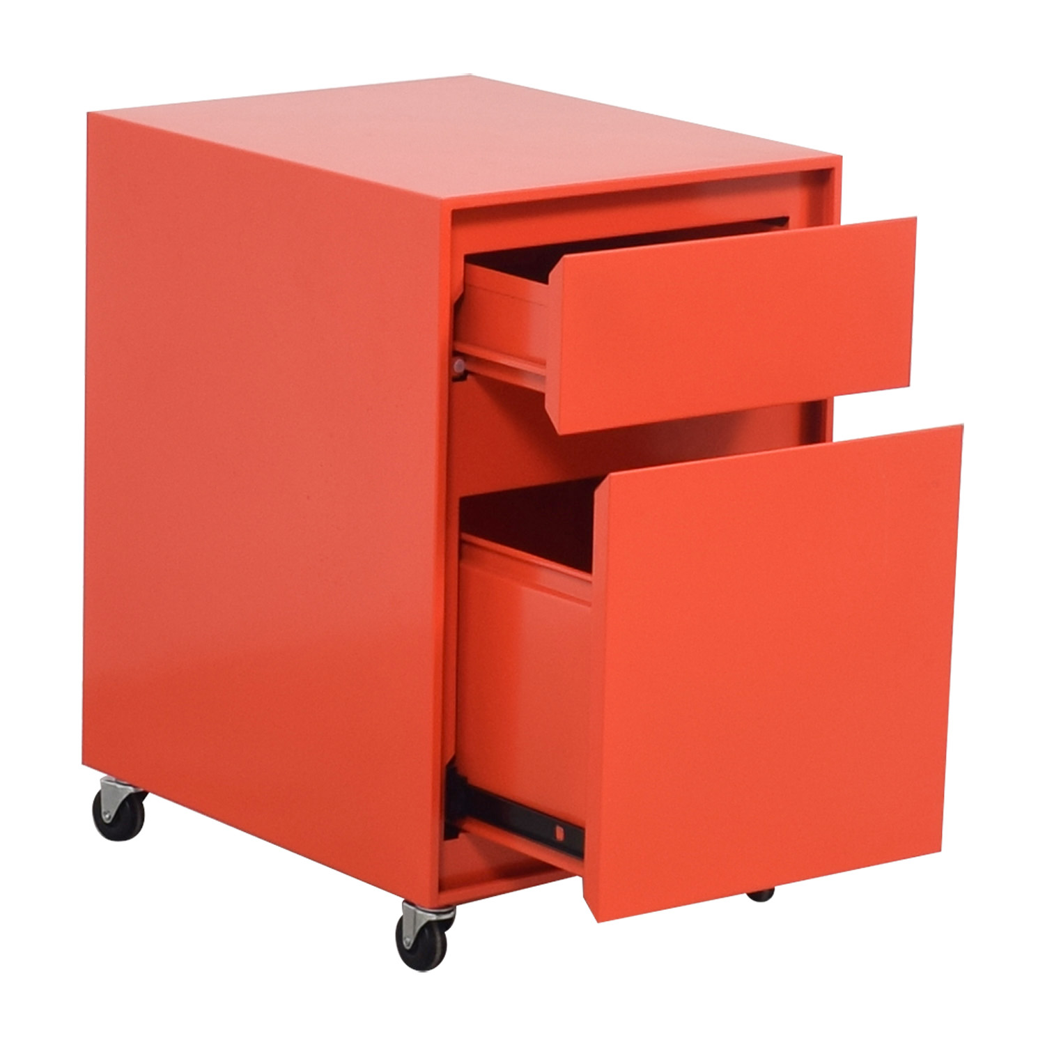 ... Shop Crate U0026 Barrel Crate U0026 Barrel Paprika Pilsen File Cabinet Online  ...