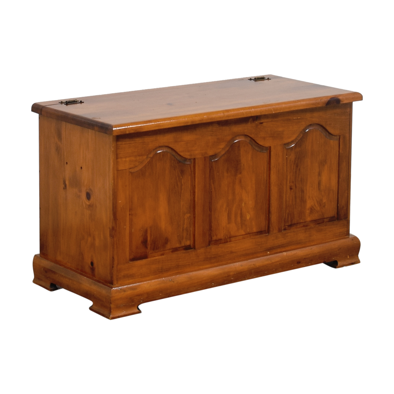 buy Vintage Wooden Chest  Storage