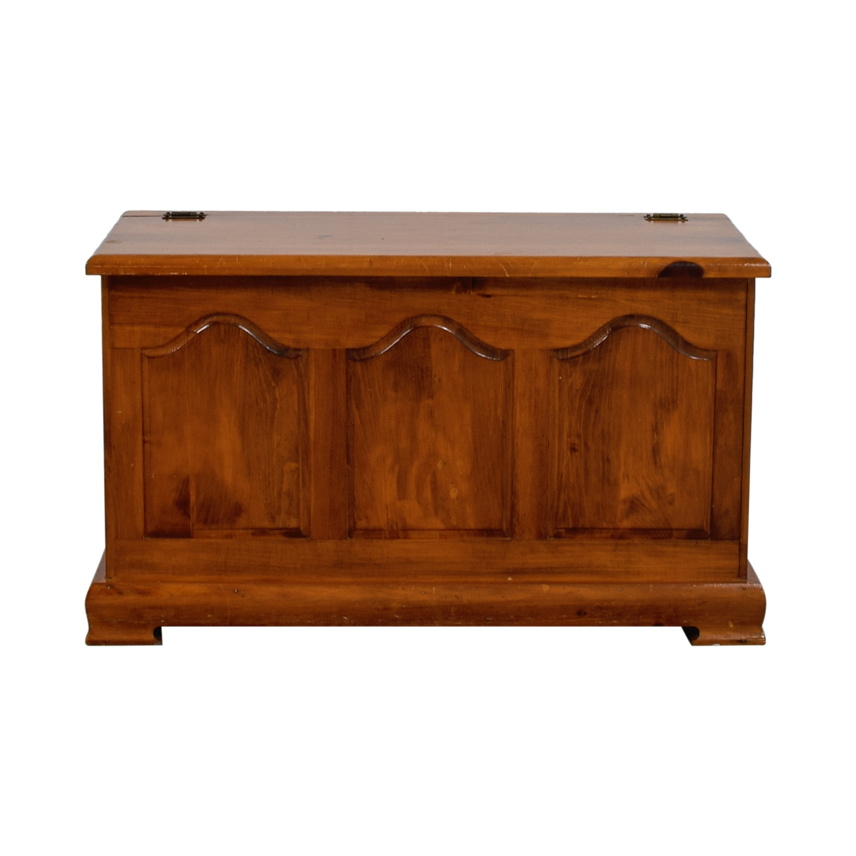 shop  Vintage Wooden Chest online