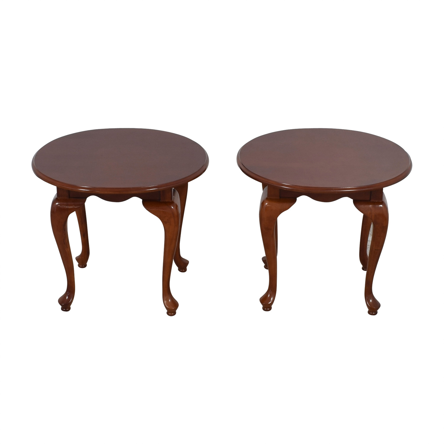 shop Oval Wood End Tables  End Tables