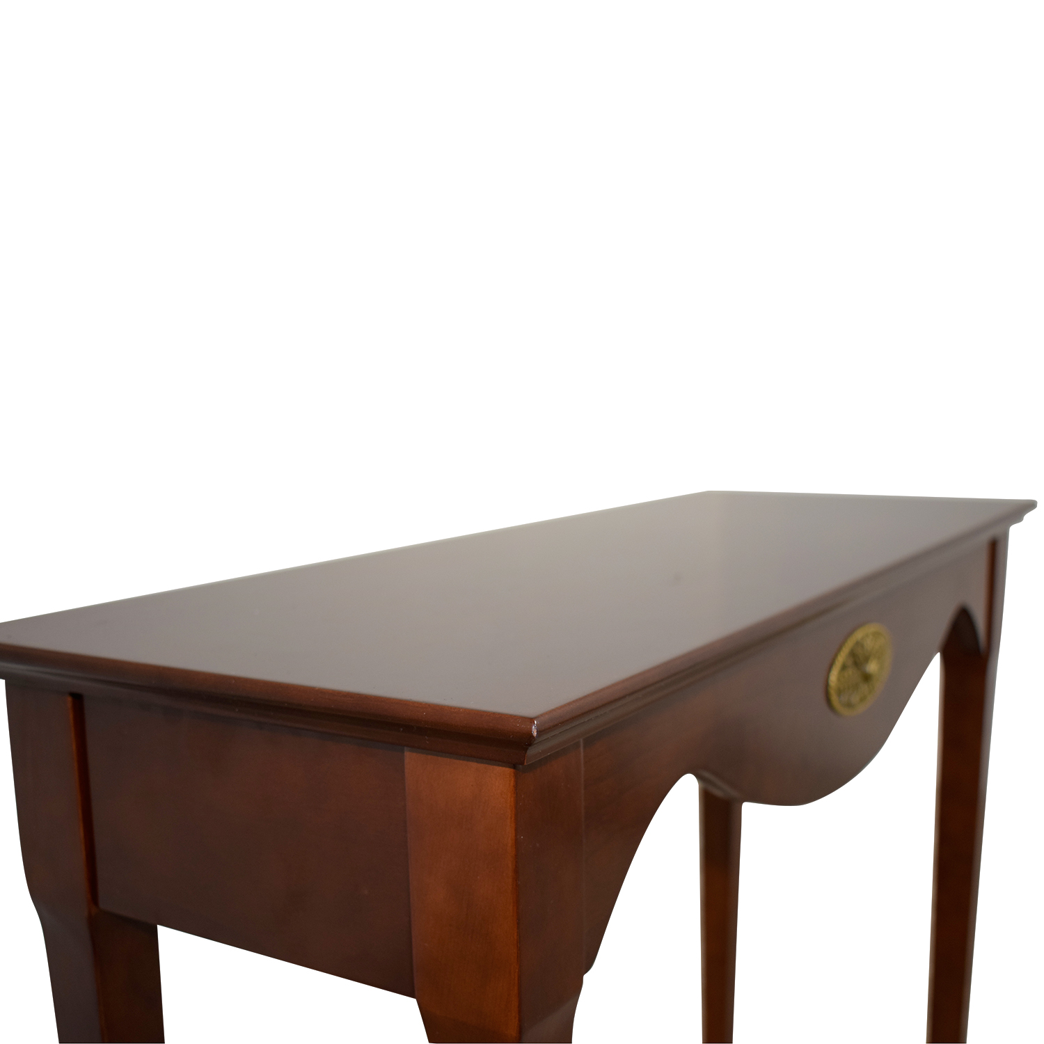 Wood Dovetail Sofa Console / Tables
