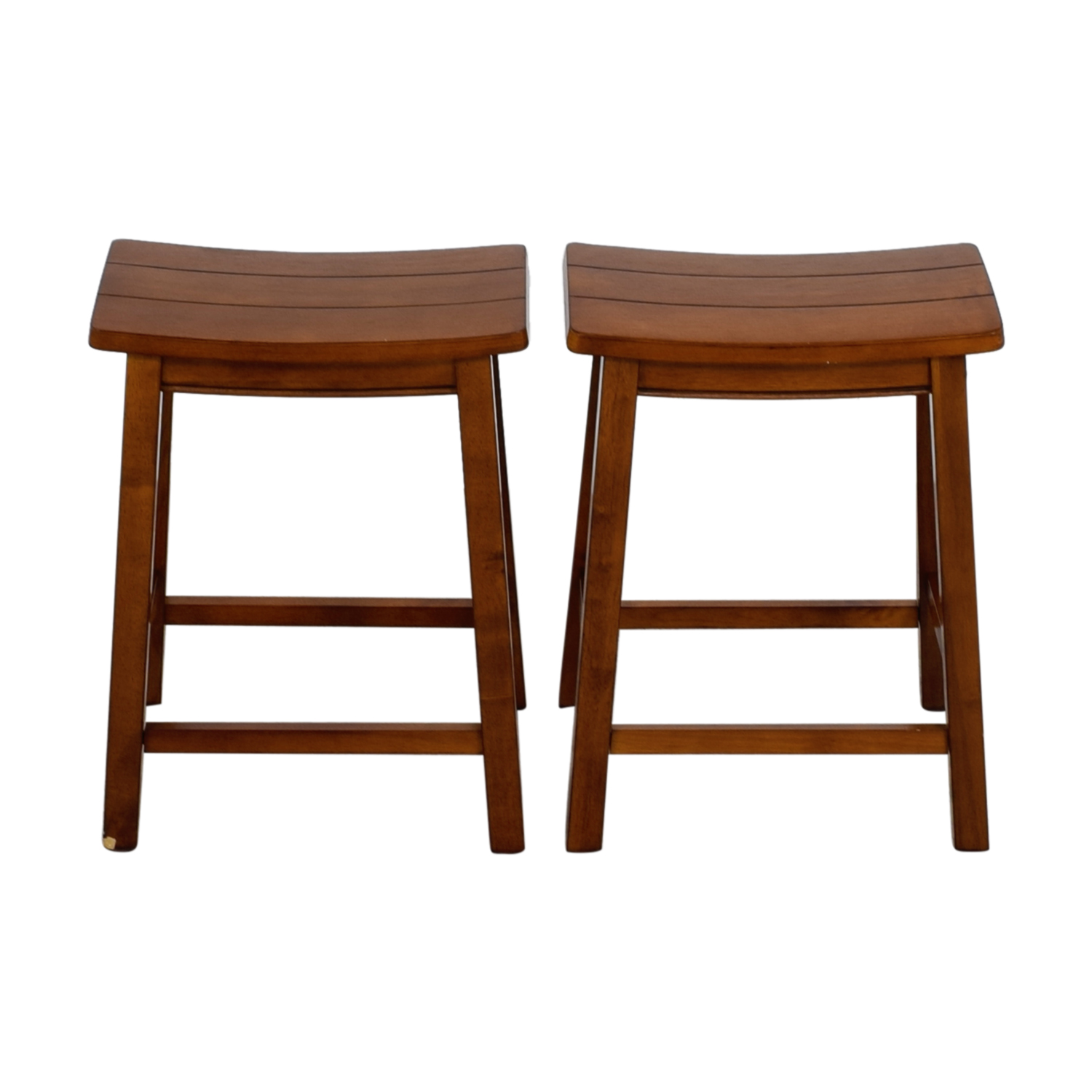 shop  Vintage Wooden Bar Stools online