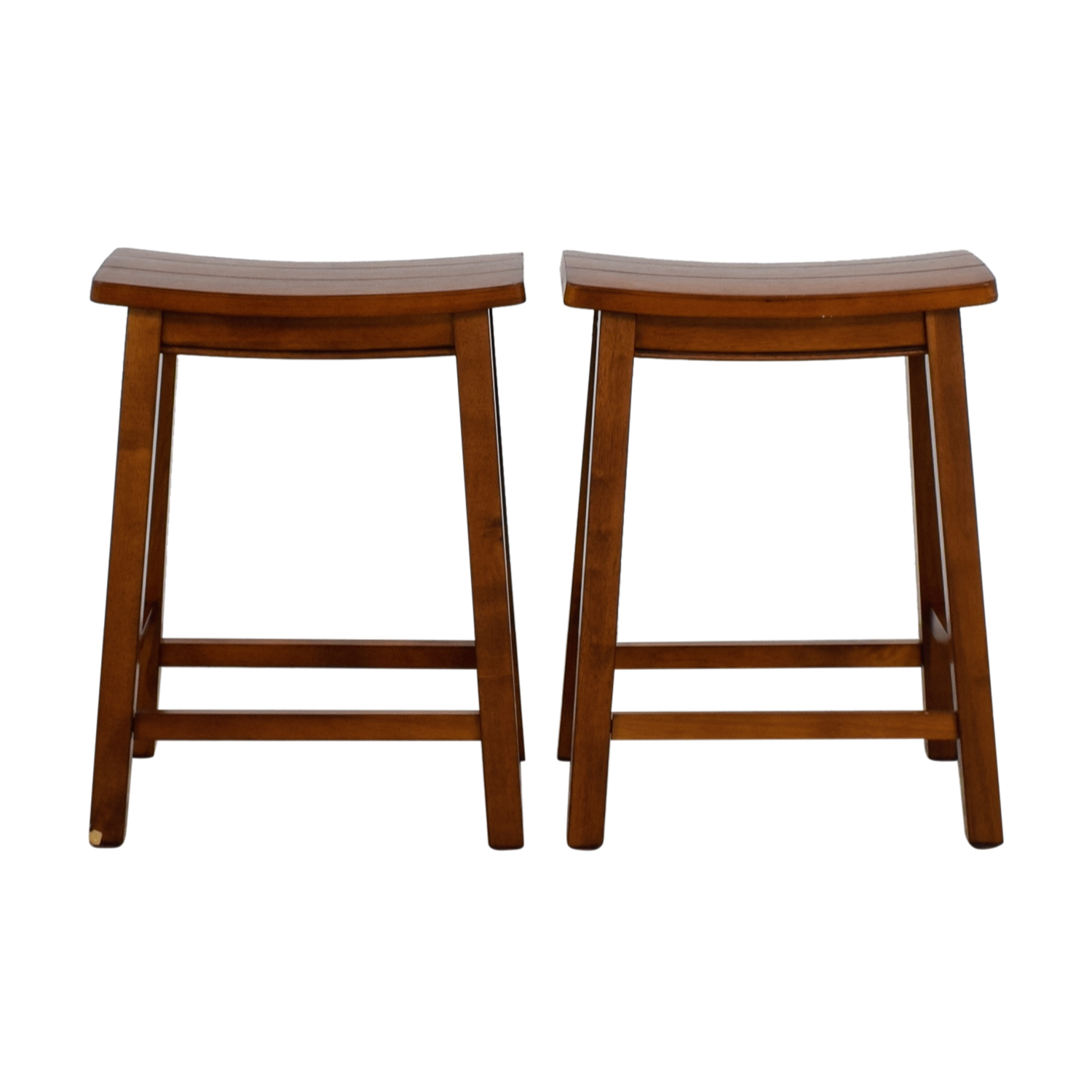 buy Vintage Wooden Bar Stools