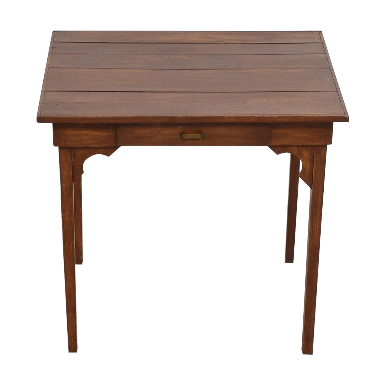 Antique Wooden Desk / Tables