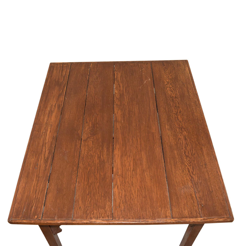 ... buy Antique Wooden Desk Home Office Desks - 62% OFF - Antique Wooden Desk / Tables