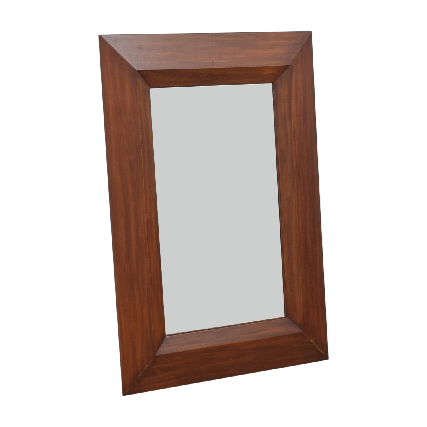 buy Pottery Barn Wooden Framed Mirror Pottery Barn