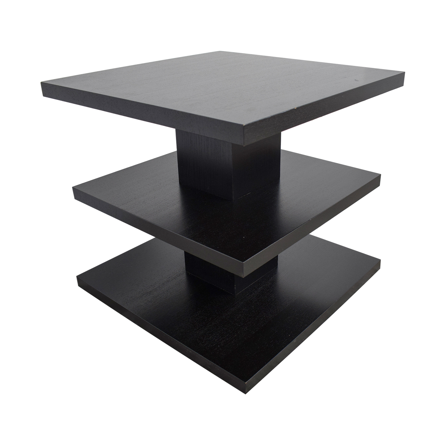 Ethan Allen Oly Lateral End Table sale