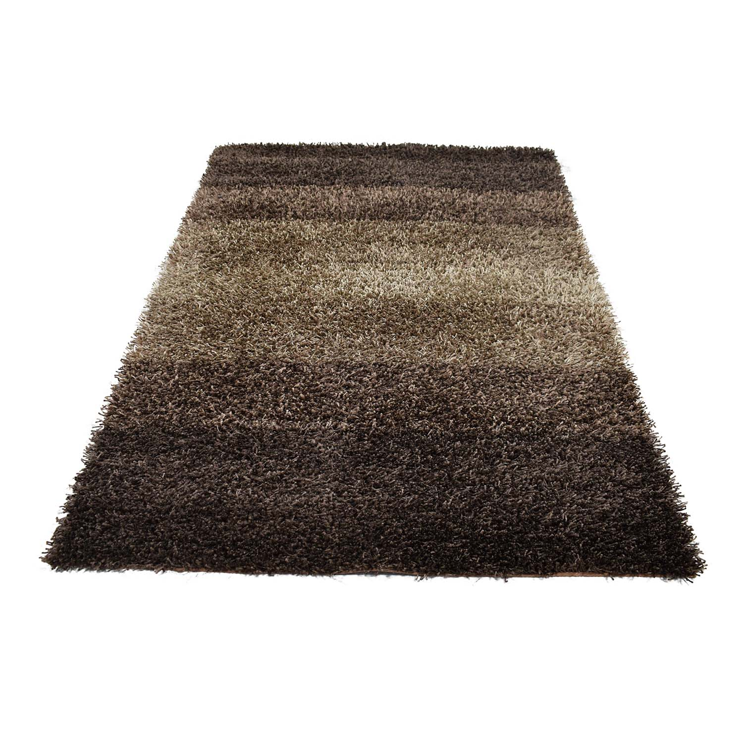 Spectrum Brown Shag Rug sale