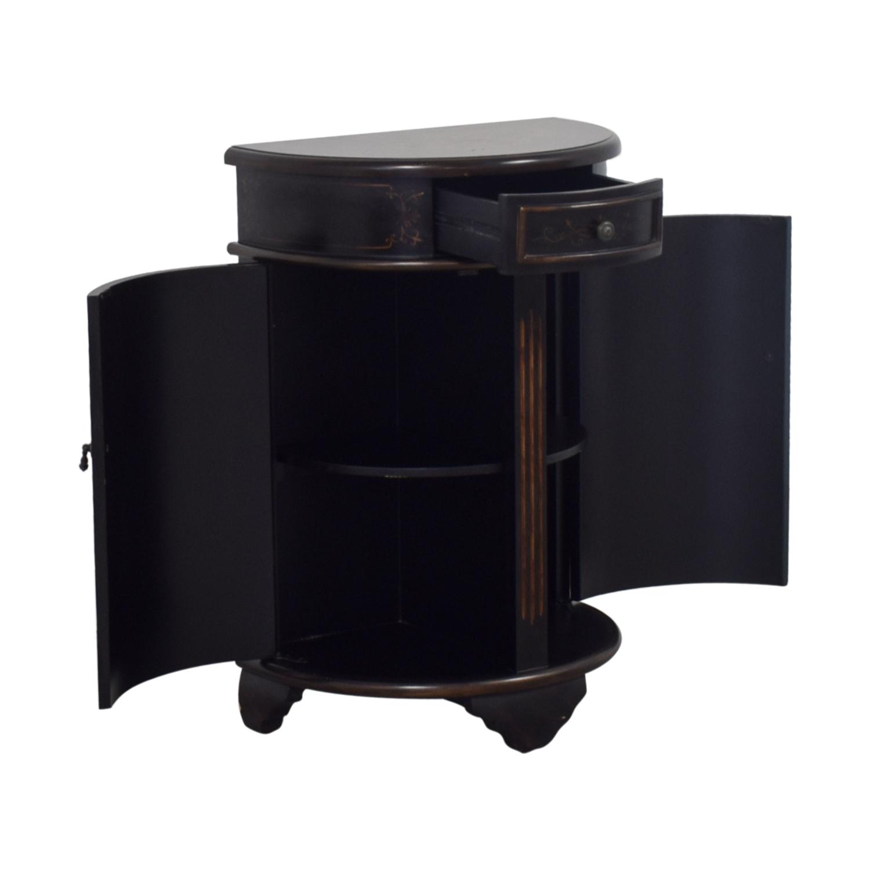 buy Oriental Storage Nightstand  Tables