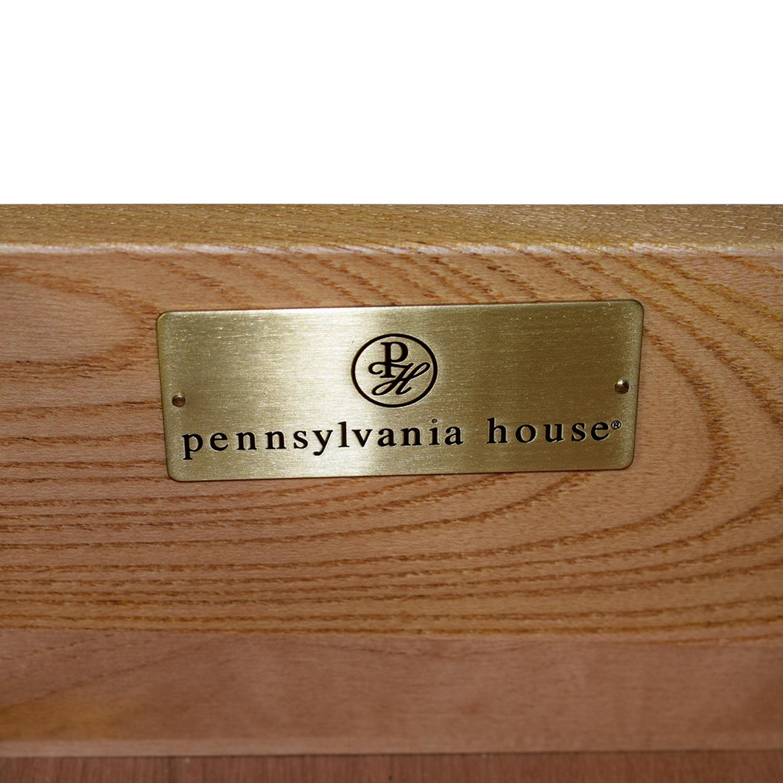 Pennsylvania House Pennsylvania House Seven-Drawer Wood Dresser