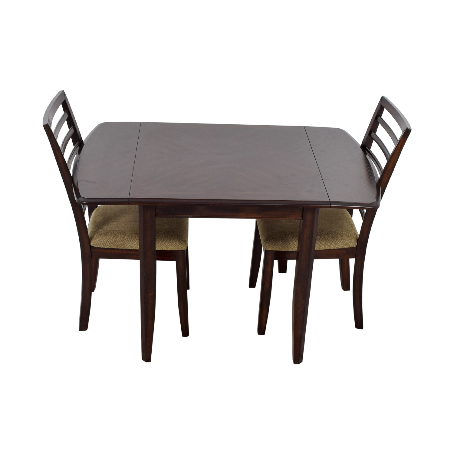 buy Raymour & Flanigan Raymour & Flanigan Dining Table with Chairs online