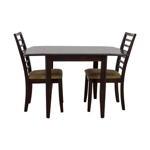 Raymour & Flanigan Raymour & Flanigan Dining Table with Chairs nyc