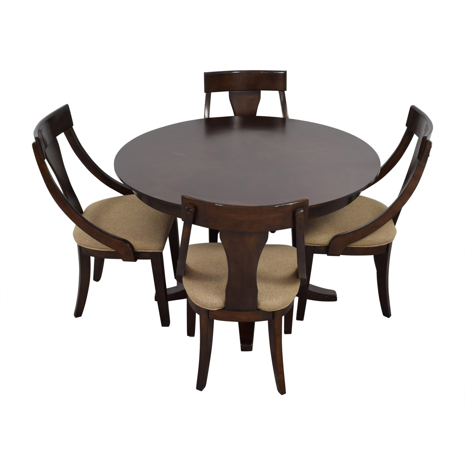 Whalen Furniture Whalen Furniture Wood Dining Set