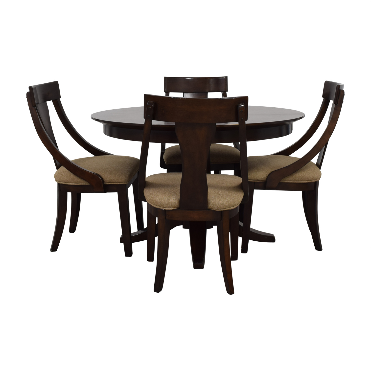 Whalen Furniture Wood Dining Set / Dining Sets