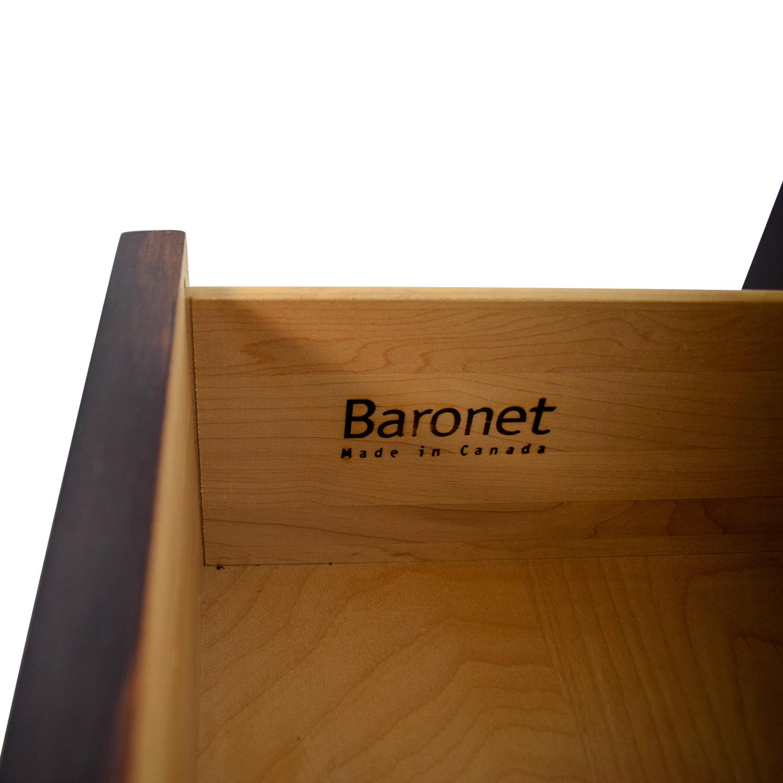 Baronet Baronet Wood Five-Drawer Dresser Dressers