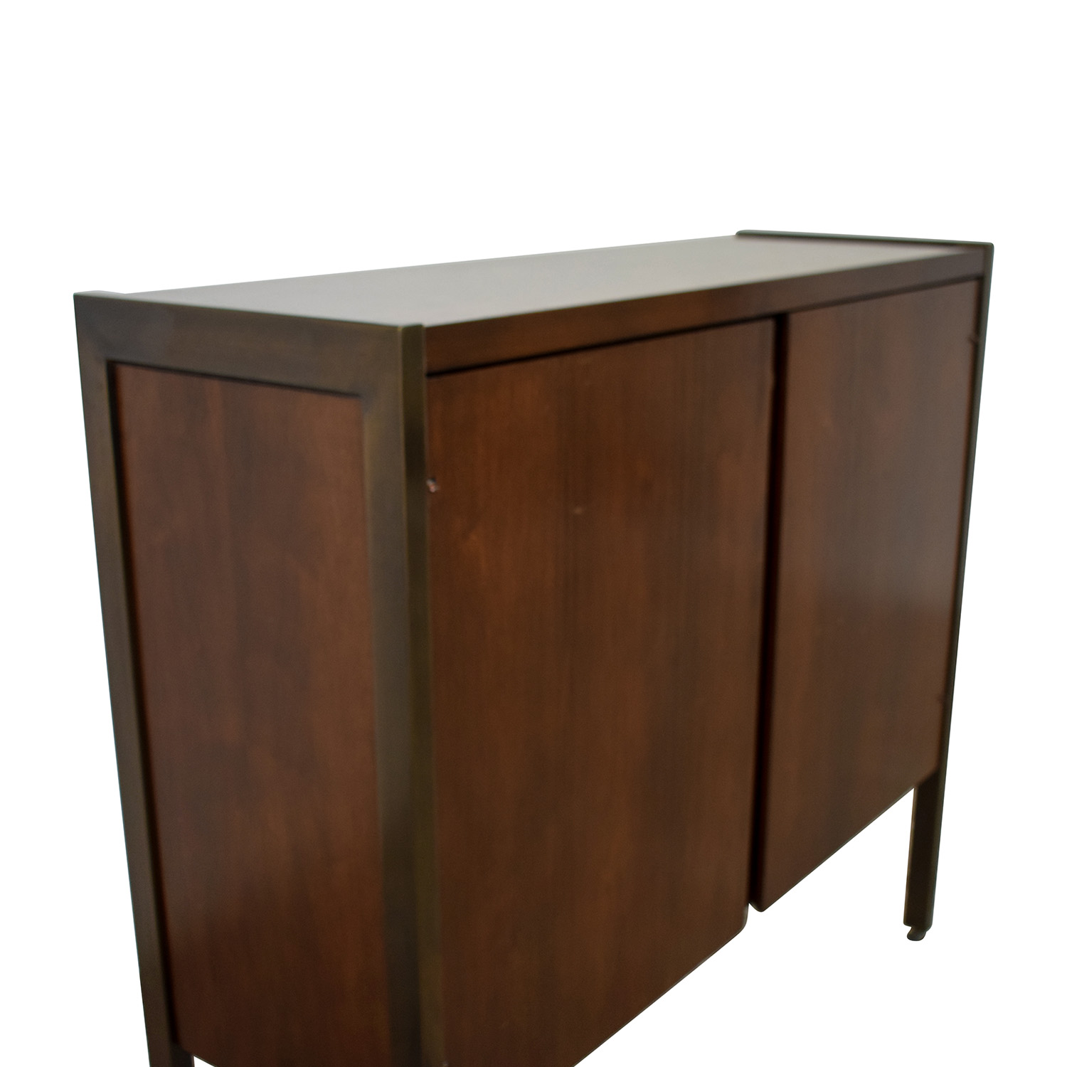 Walnut Cabinet with Shelves dimensions
