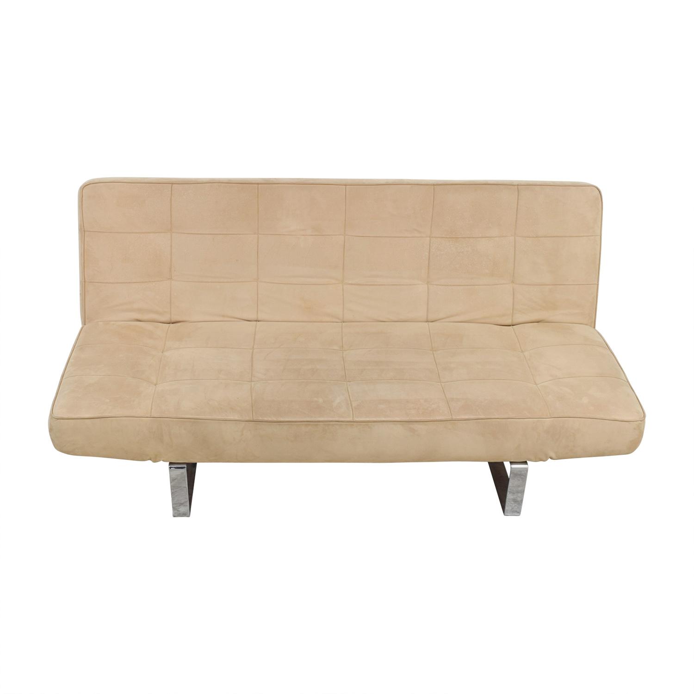 BoConcept BoConcept Zen Beige Convertible Sofa used