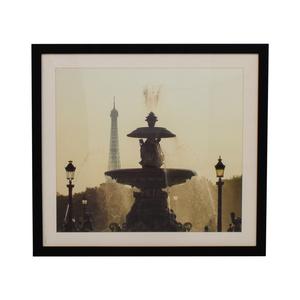 Fountain Paris Picture sale