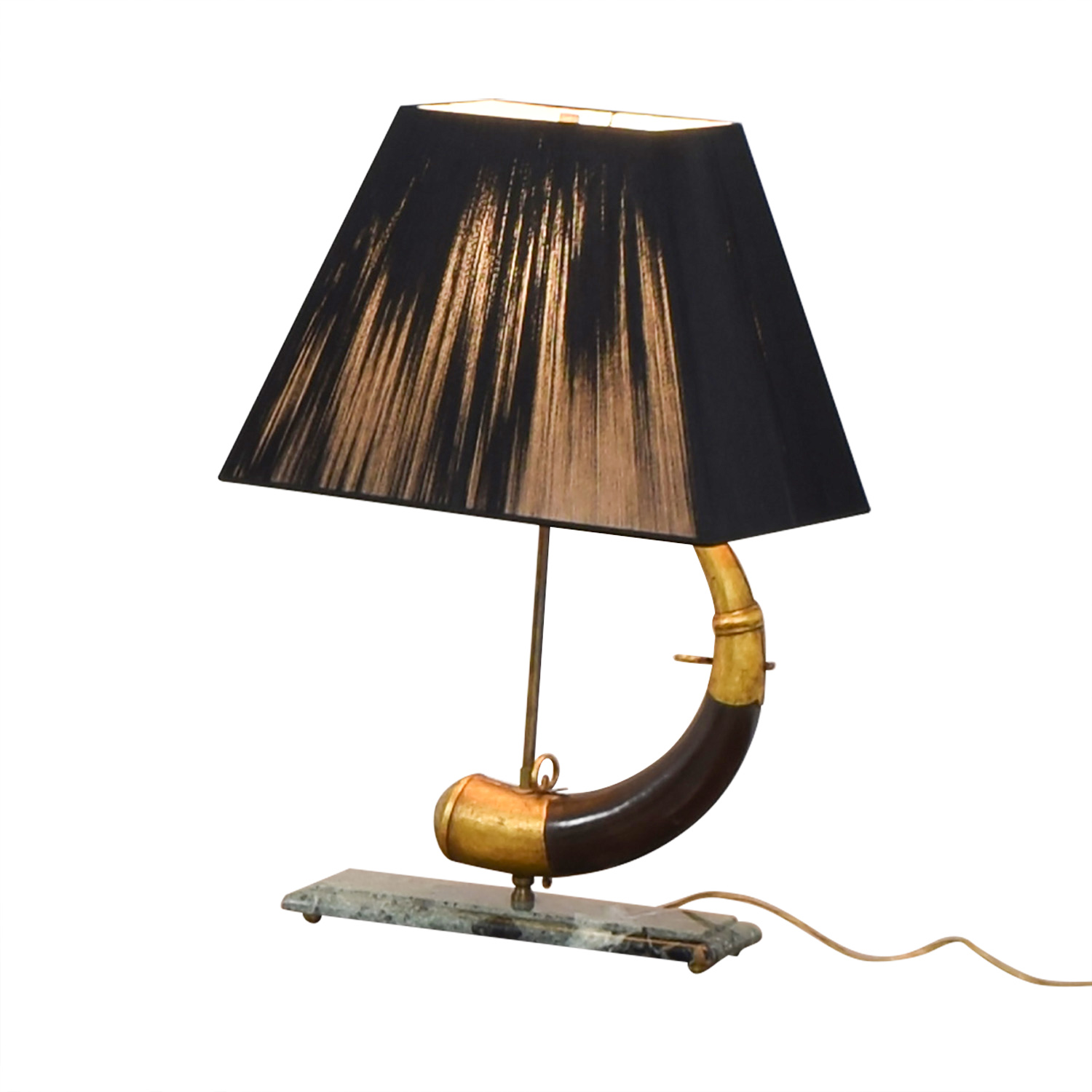 Horn Desk Lamp / Lamps