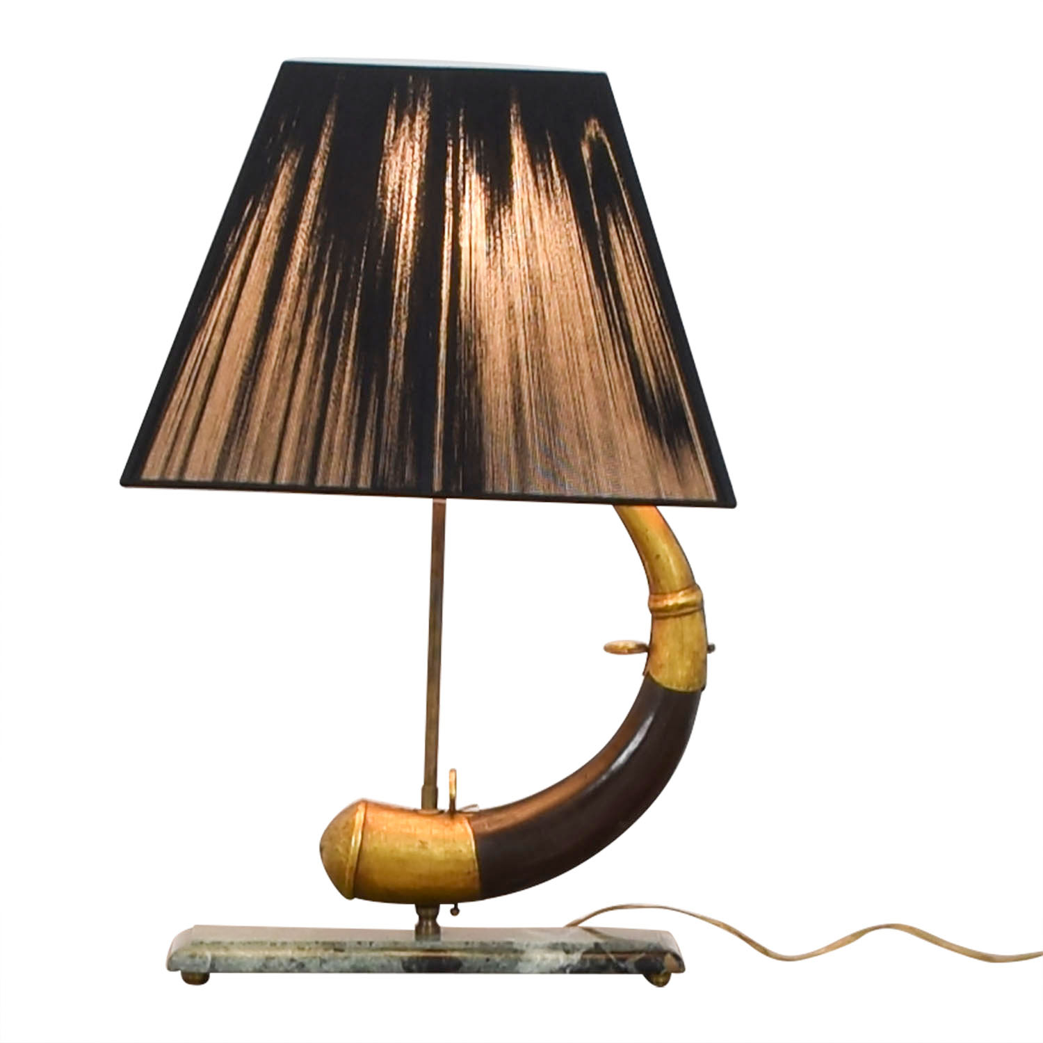 Horn Desk Lamp discount