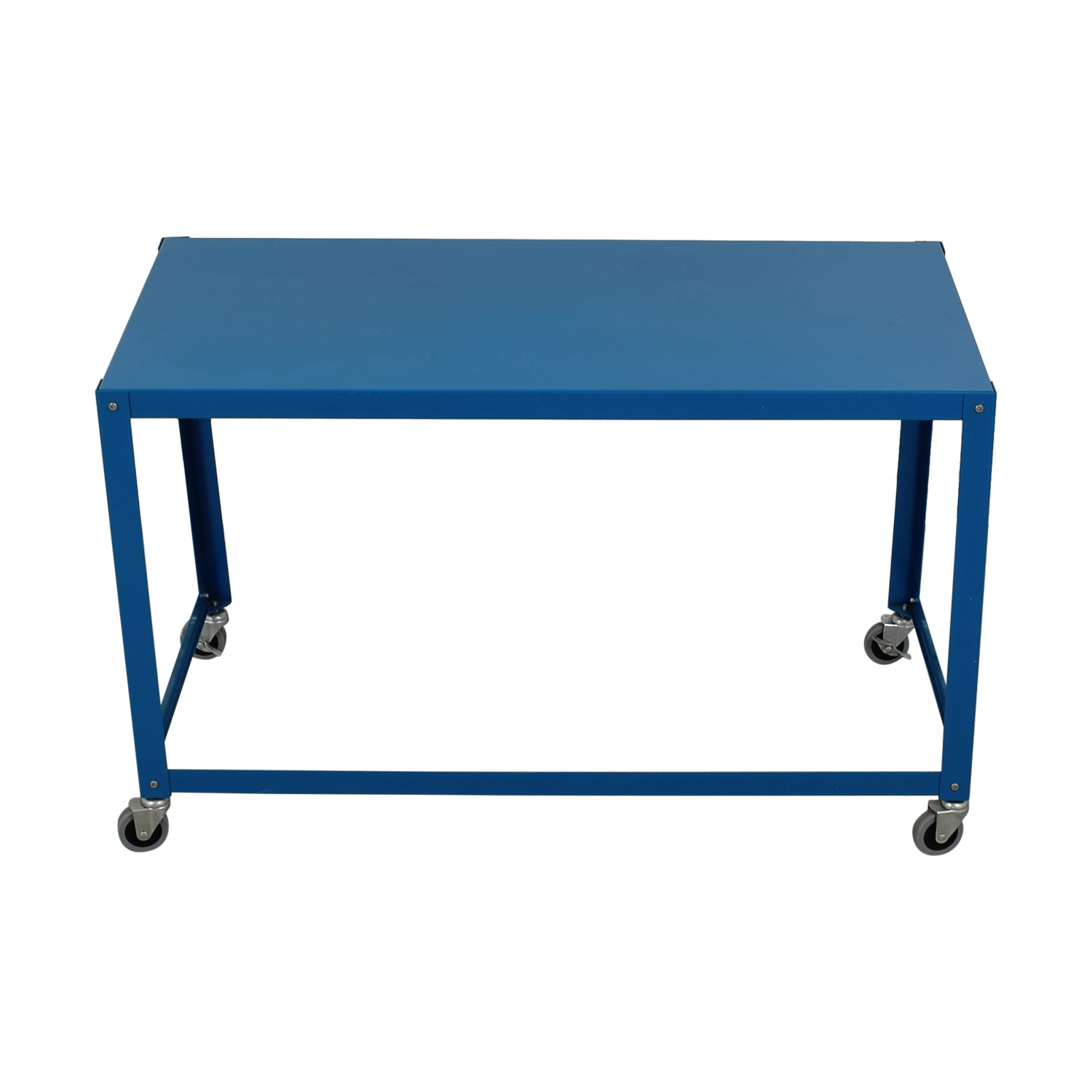 CB2 CB2 Go-Cart Rolling Desk second hand