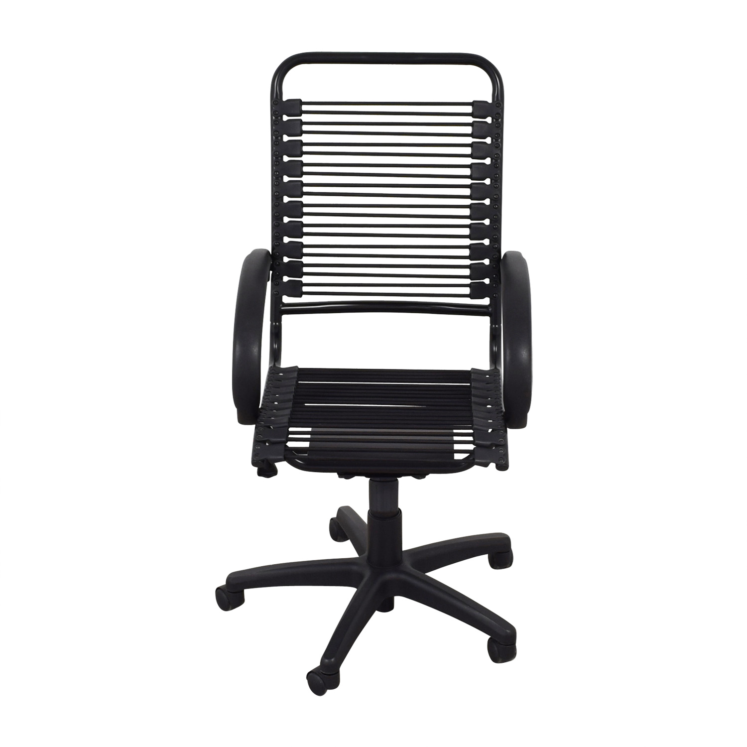 CB2 CB2 Black Studio Office Chair Home Office Chairs