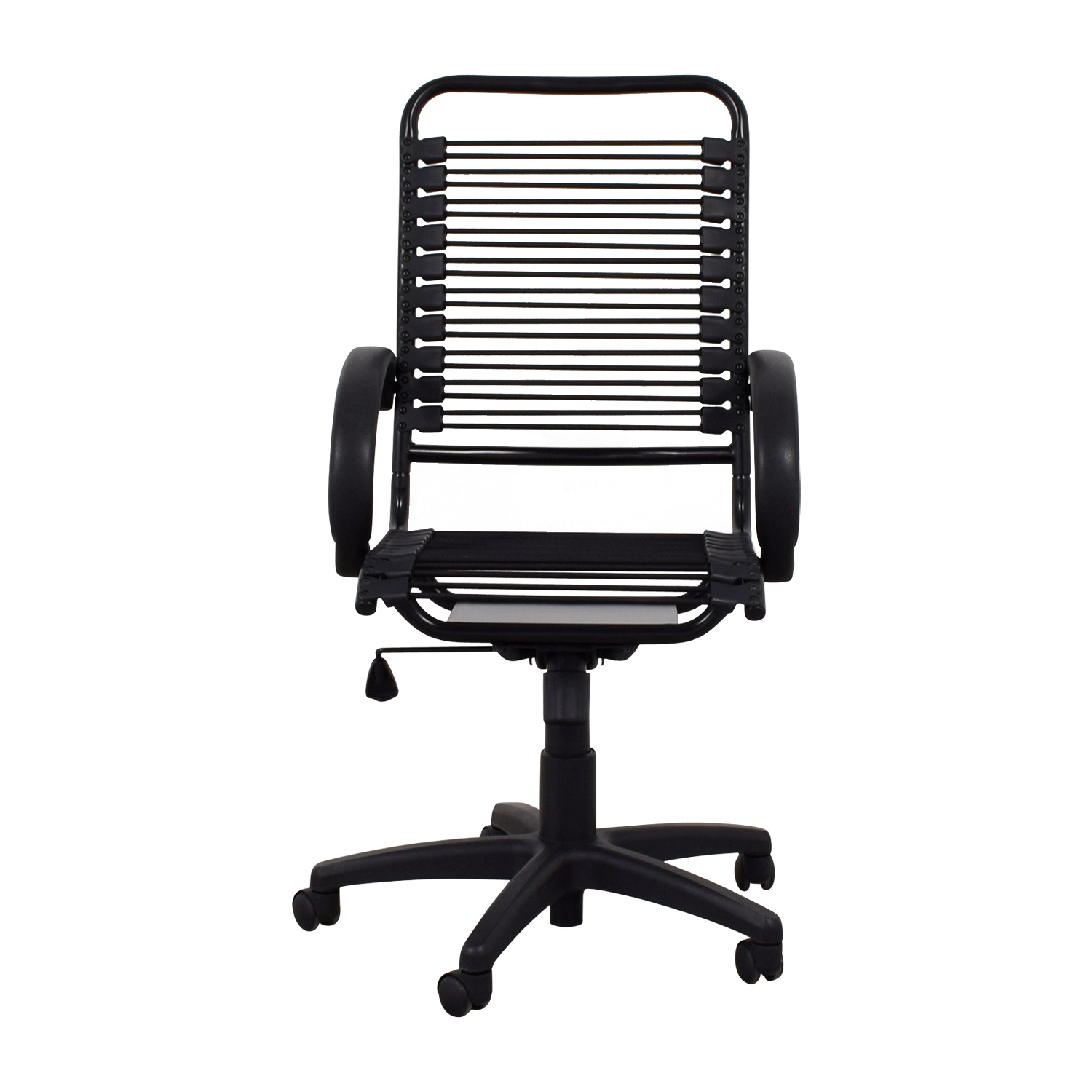 CB2 Black Studio Office Chair CB2