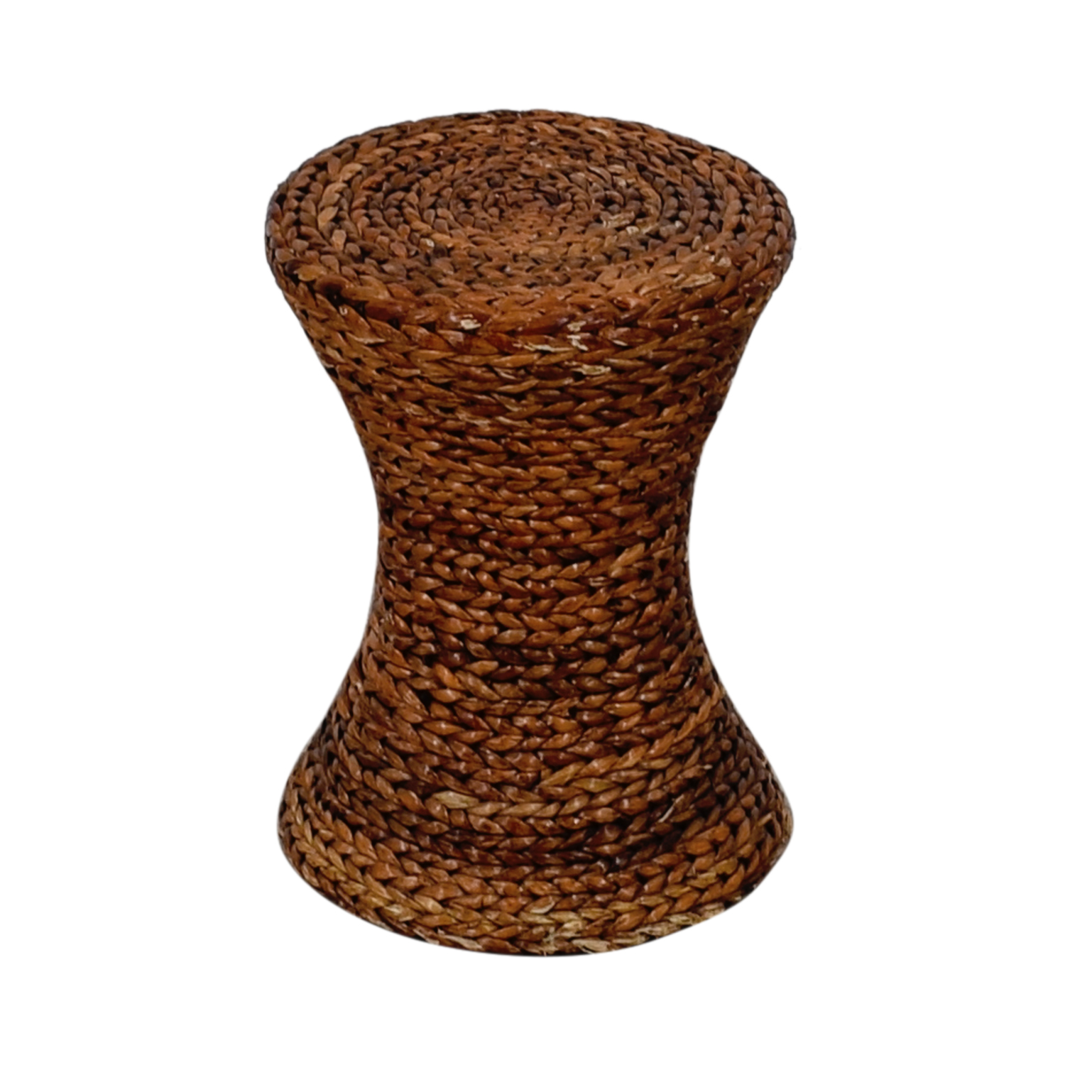 Woven Side Table discount