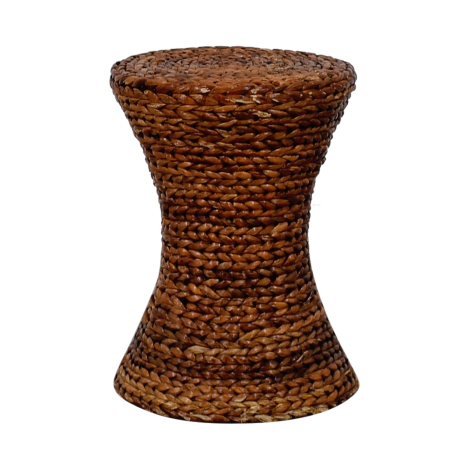 shop Woven Side Table  End Tables