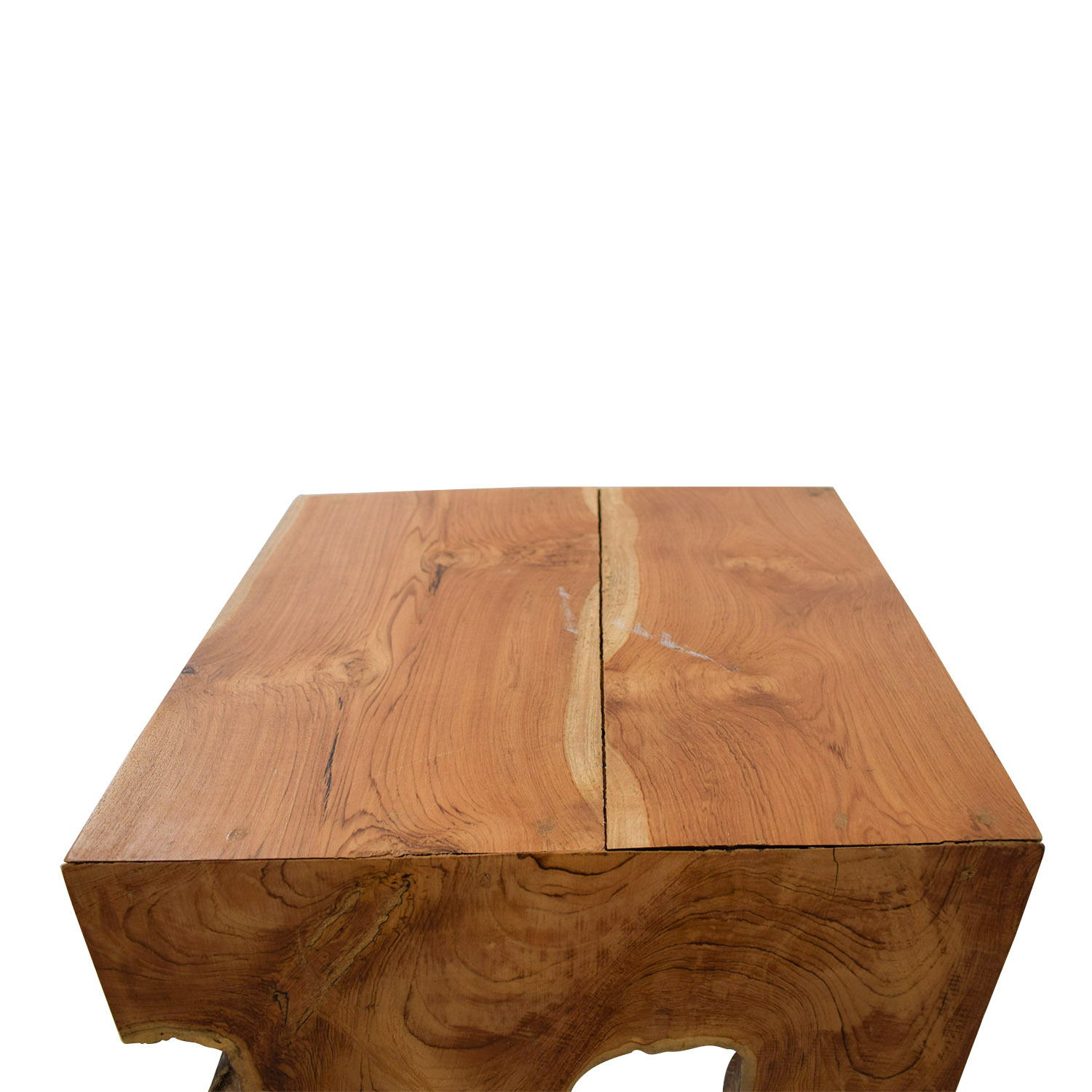 shop Teak Wood Side Table  End Tables