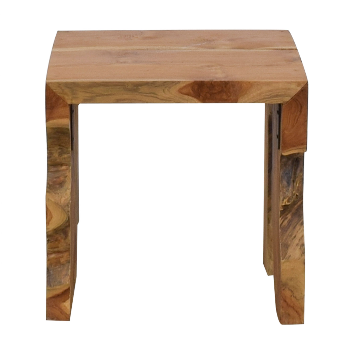Teak Wood Side Table Tables
