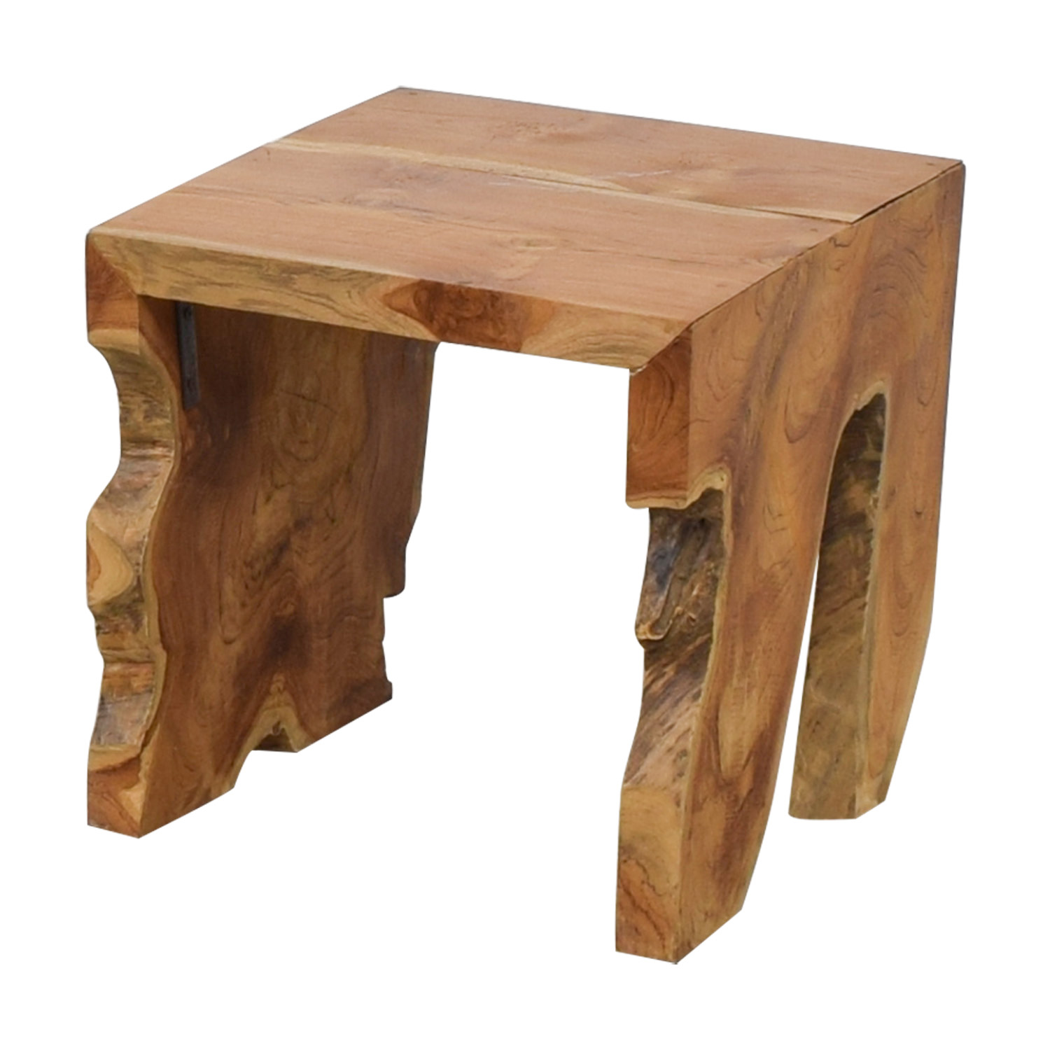 buy  Teak Wood Side Table online