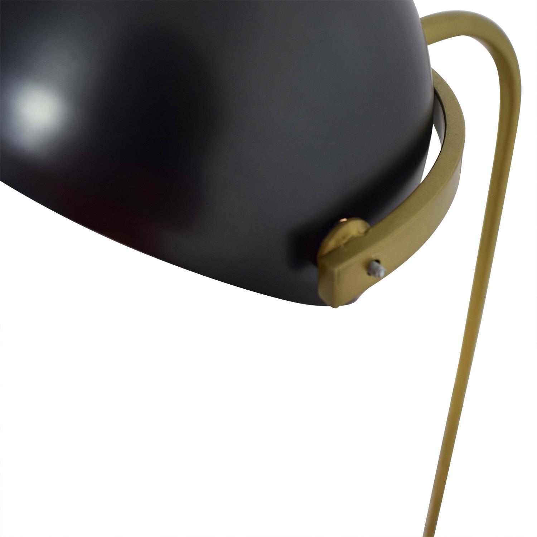West Elm West Elm Antique Brass Lamp nyc