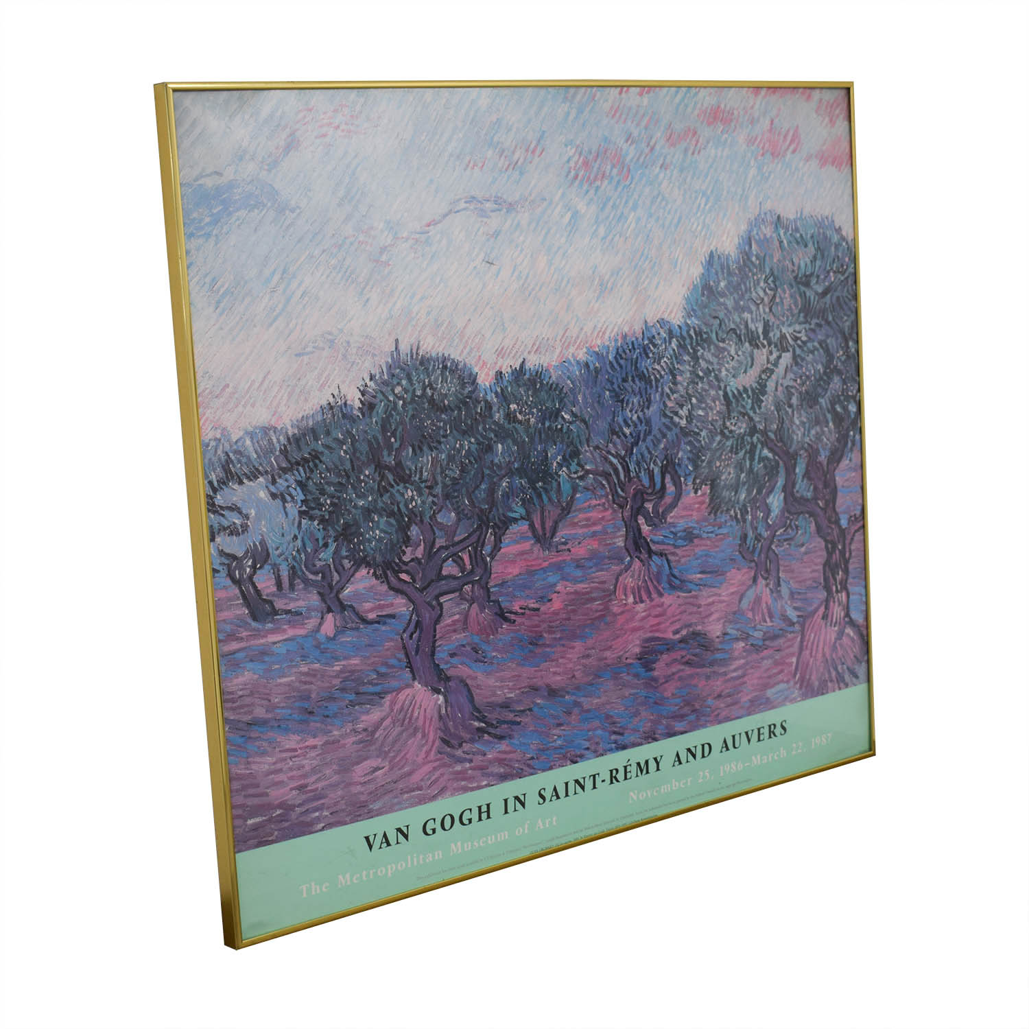 buy Van Gogh Van Gogh Saint-Remy and Auvers Wall Art online