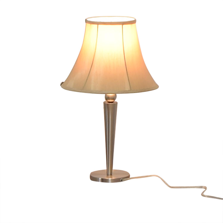 buy Silver Desk Lamp