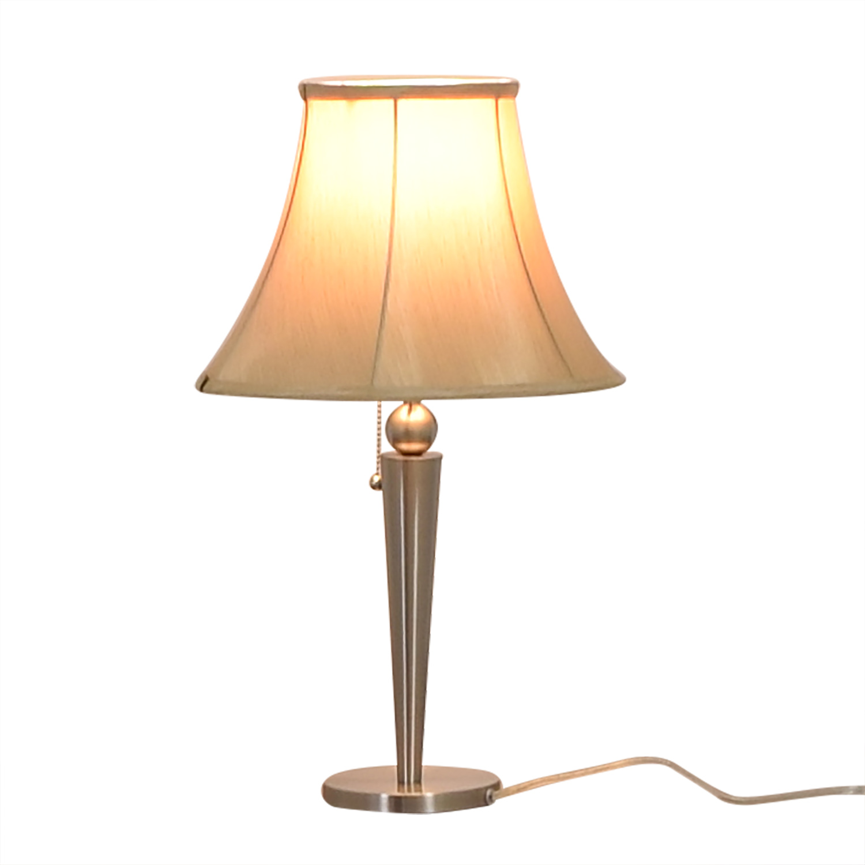 buy Silver Desk Lamp  Decor
